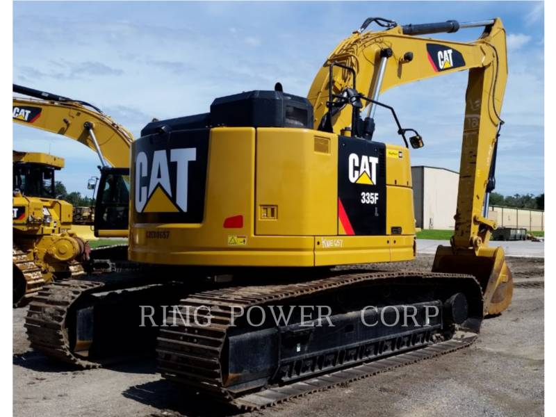CATERPILLAR EXCAVADORAS DE CADENAS 335FLCR equipment  photo 3