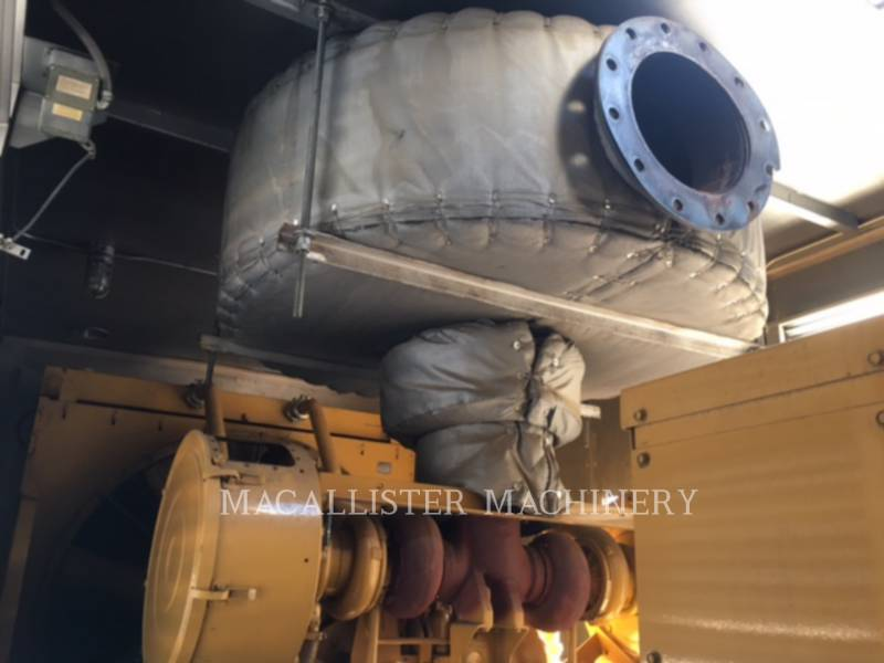 CATERPILLAR STATIONARY GENERATOR SETS 3512 equipment  photo 15