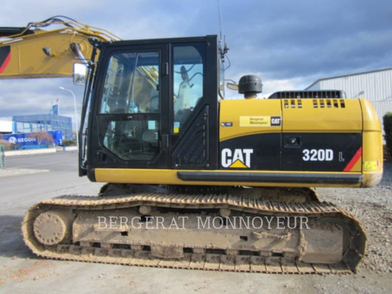 CATERPILLAR PELLES SUR CHAINES 320D equipment  photo 6