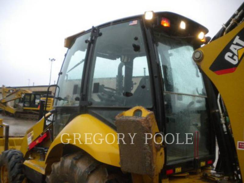 CATERPILLAR BACKHOE LOADERS 420F equipment  photo 8