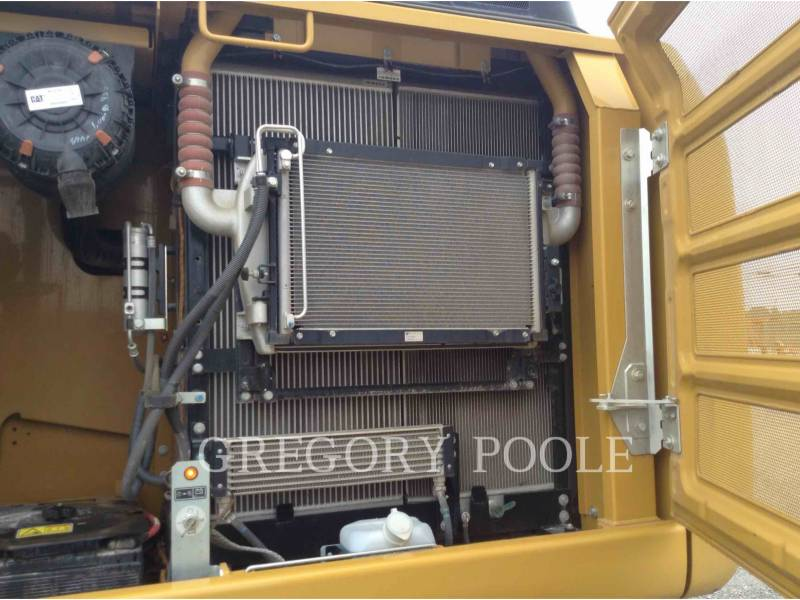 CATERPILLAR KETTEN-HYDRAULIKBAGGER 323FL equipment  photo 14