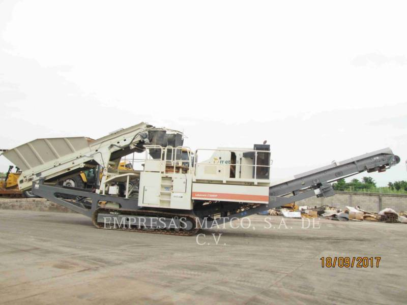 METSO TRITURADORAS LT200 equipment  photo 5