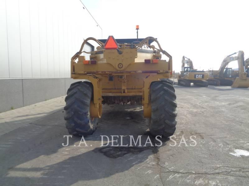 CATERPILLAR STABILISIERER/RECYCLER RM-500 equipment  photo 7