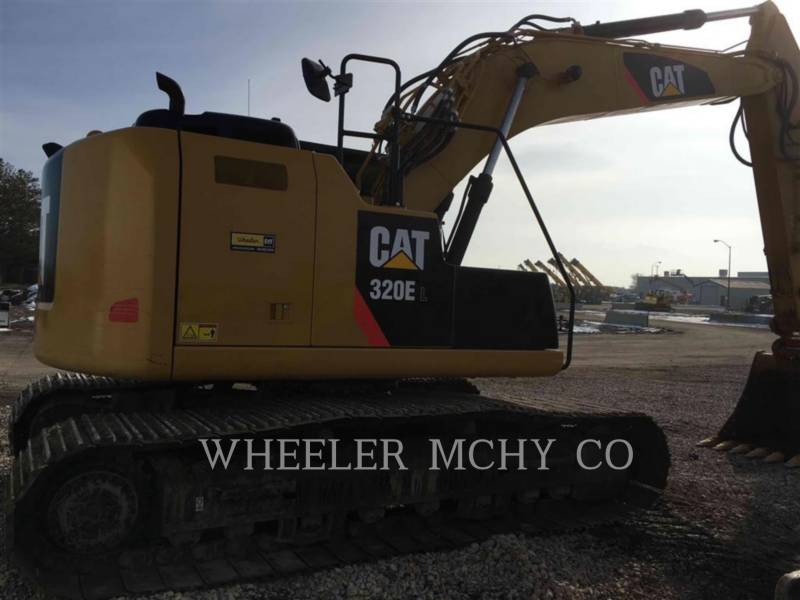 CATERPILLAR TRACK EXCAVATORS 320E LRRTH equipment  photo 3