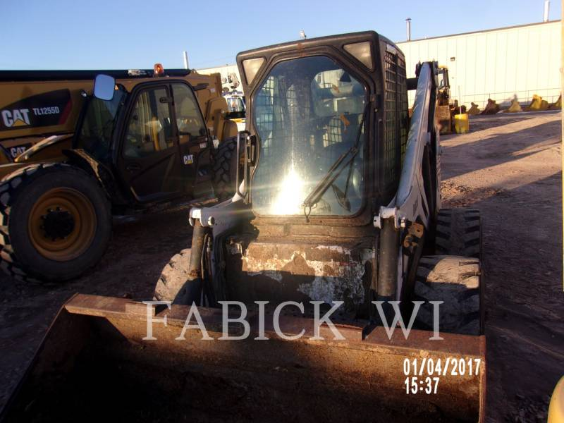BOBCAT MINICARGADORAS 873 equipment  photo 2