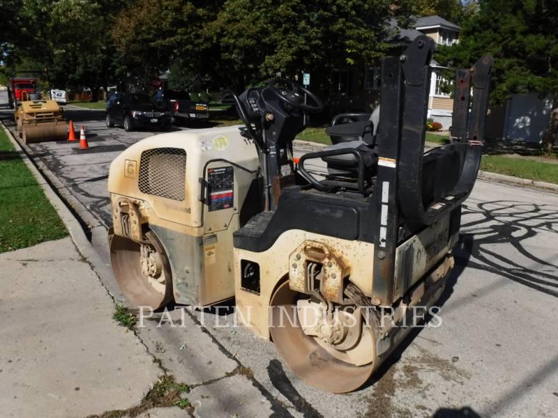 INGERSOLL-RAND VIBRATORY DOUBLE DRUM ASPHALT DD24 equipment  photo 2