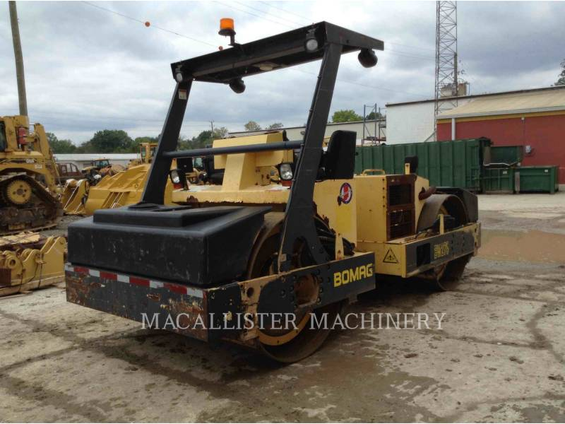 BOMAG COMPACTORS BW278 equipment  photo 3