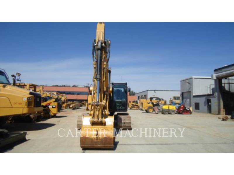 CATERPILLAR ESCAVATORI CINGOLATI 323 F L equipment  photo 9