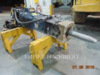 Equipment photo CATERPILLAR H120ES МАССА - МОЛОТ 1