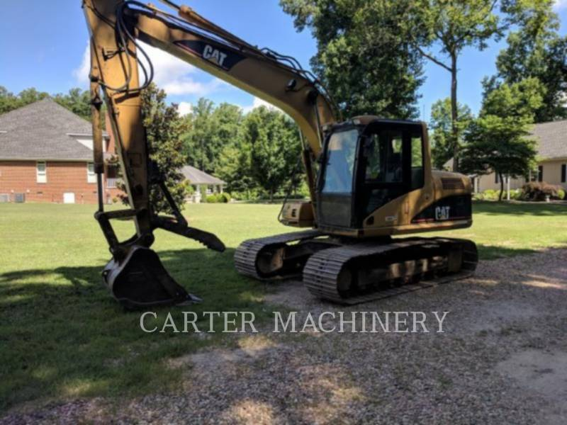 CATERPILLAR KETTEN-HYDRAULIKBAGGER 312CL equipment  photo 4