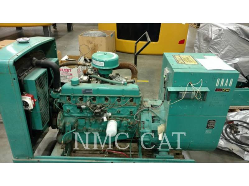 ONAN STATIONARY GENERATOR SETS 45.OEM_ON equipment  photo 4
