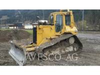 Equipment photo Caterpillar D4H TRACTOARE CU ŞENILE 1