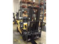 CATERPILLAR MITSUBISHI FORKLIFTS 2P5000-LE equipment  photo 2