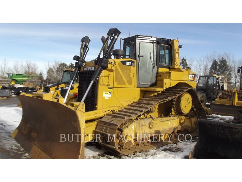 CATERPILLAR TRACTORES DE CADENAS D 6 T XW VPAT equipment  photo 1