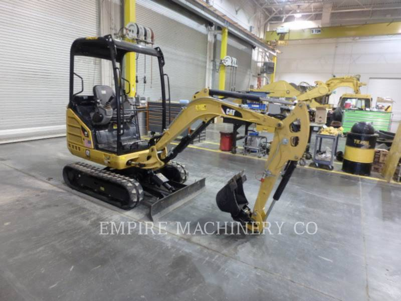 CATERPILLAR PELLES SUR CHAINES 301.7D OR equipment  photo 1