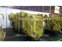 Equipment photo CATERPILLAR G3516A STACJONARNY - GAZ ZIEMNY (OBS) 1