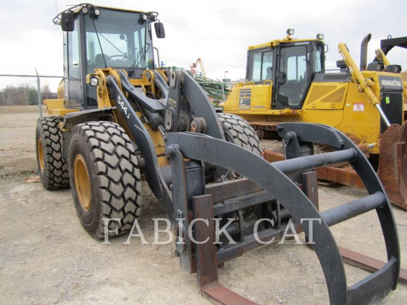 DEERE & CO. WHEEL LOADERS/INTEGRATED TOOLCARRIERS 544 equipment  photo 1