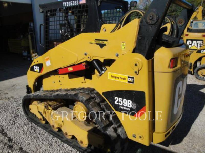 CATERPILLAR DELTALADER 259B3 equipment  photo 19