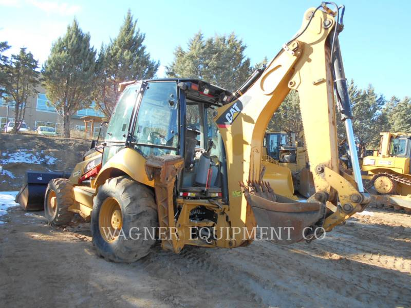 CATERPILLAR CHARGEUSES-PELLETEUSES 420E 4WD equipment  photo 2