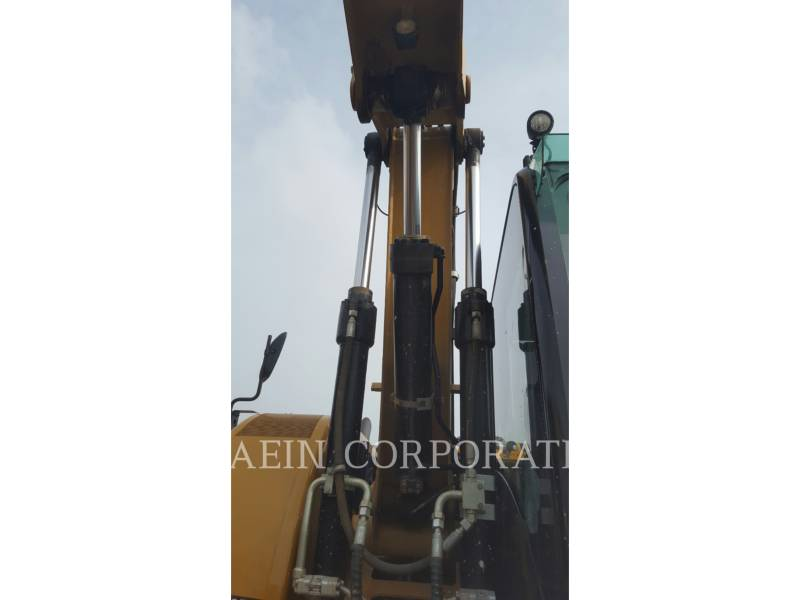 CATERPILLAR PELLES SUR PNEUS M315D2 equipment  photo 23