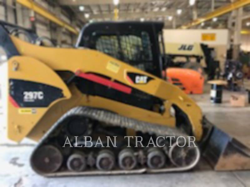 CATERPILLAR MULTI TERRAIN LOADERS 297C CAC equipment  photo 3