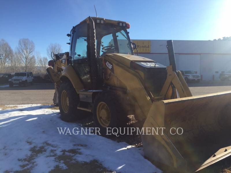 CATERPILLAR RETROEXCAVADORAS CARGADORAS 420F 4WDTB equipment  photo 3