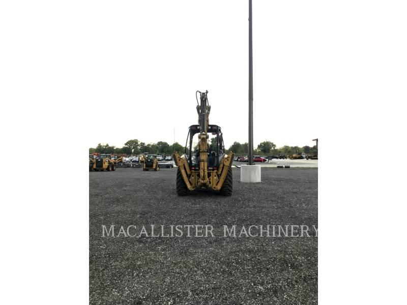 CATERPILLAR BACKHOE LOADERS 416FST equipment  photo 4
