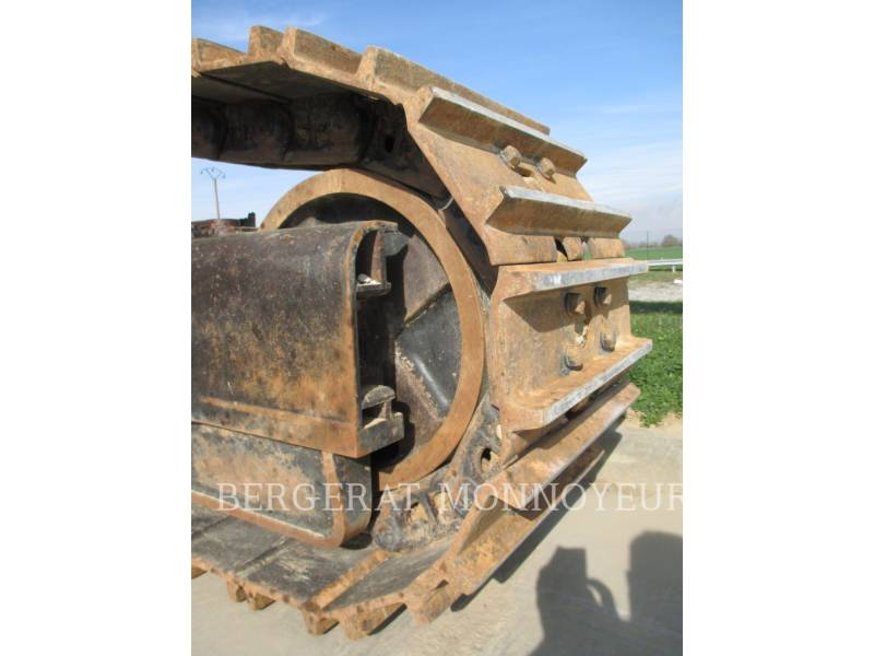 CATERPILLAR KETTEN-HYDRAULIKBAGGER 345D equipment  photo 9