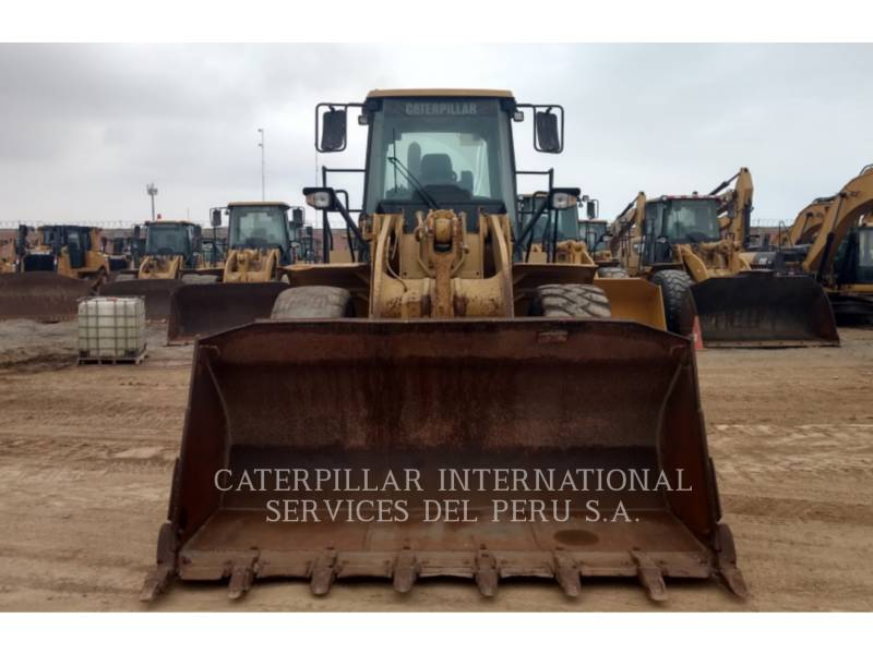 CATERPILLAR CARGADORES DE RUEDAS 962H equipment  photo 3