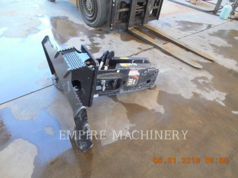 CATERPILLAR WT - MARTEAUX HYDRAULIQUES H55E SSL equipment  photo 4