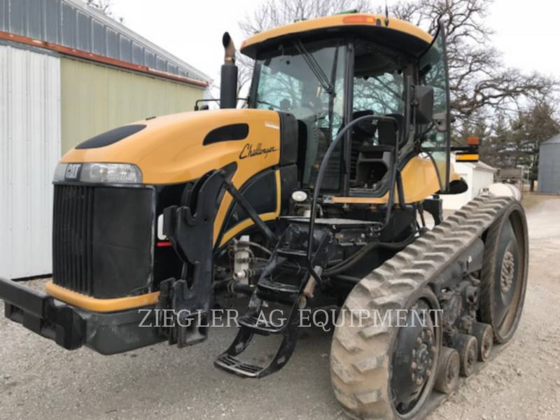 AGCO-CHALLENGER LANDWIRTSCHAFTSTRAKTOREN MT765B equipment  photo 1