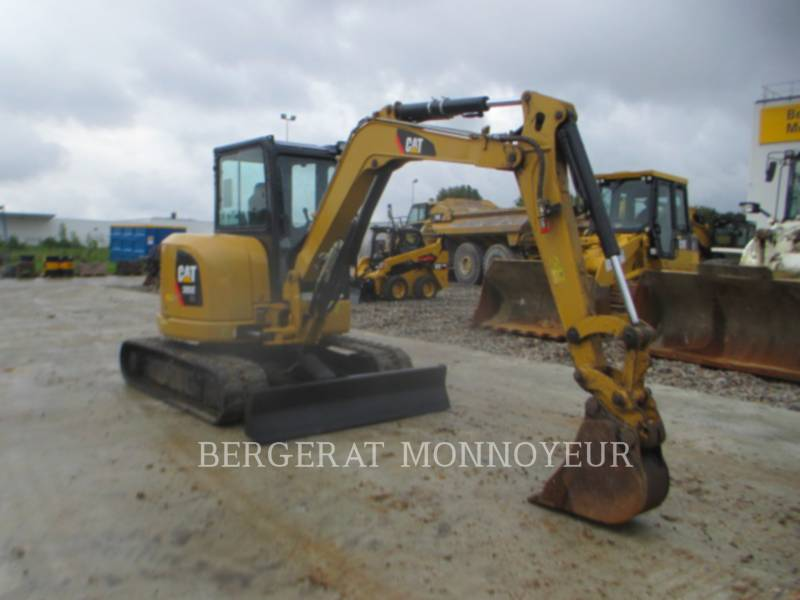 CATERPILLAR ESCAVADEIRAS 305E CR equipment  photo 3