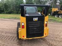 CATERPILLAR PALE COMPATTE SKID STEER 262 D equipment  photo 15