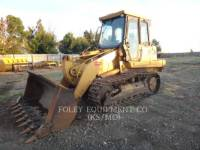 CATERPILLAR KETTENLADER 953C equipment  photo 2