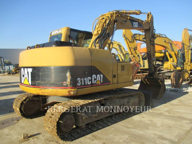 CATERPILLAR KETTEN-HYDRAULIKBAGGER 311CU equipment  photo 3