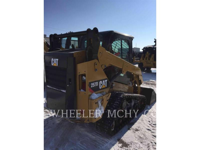 CATERPILLAR CARGADORES MULTITERRENO 257D C3-H2 equipment  photo 4