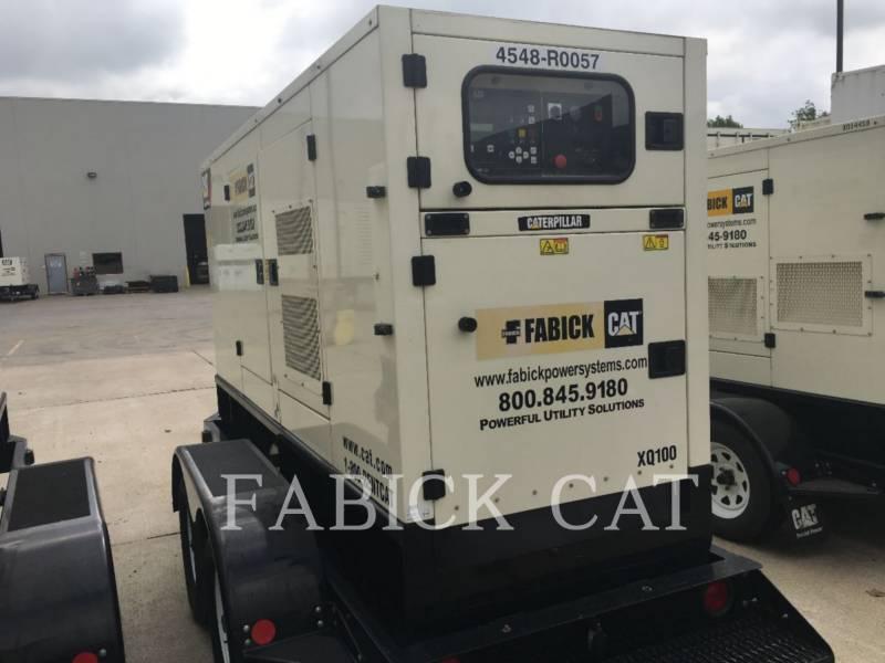 CATERPILLAR 移動式発電装置 XQ100 equipment  photo 2