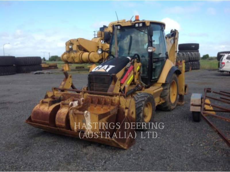 CATERPILLAR BACKHOE LOADERS 432E equipment  photo 1