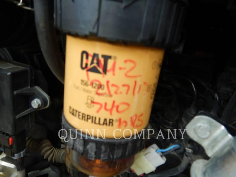 CATERPILLAR EXCAVADORAS DE CADENAS 301.7D CR equipment  photo 21