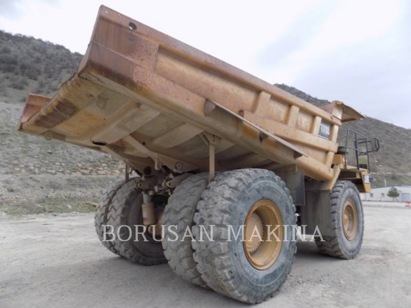 CATERPILLAR OFF HIGHWAY TRUCKS 773D equipment  photo 8