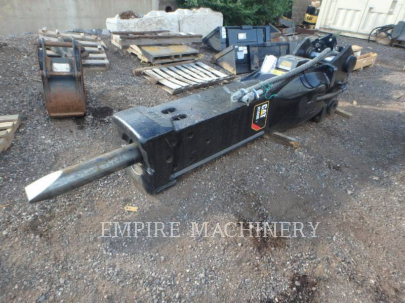 CATERPILLAR WT - MARTEAUX HYDRAULIQUES H160ES equipment  photo 4