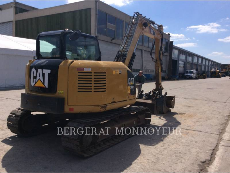CATERPILLAR KETTEN-HYDRAULIKBAGGER 308ECRSB equipment  photo 2