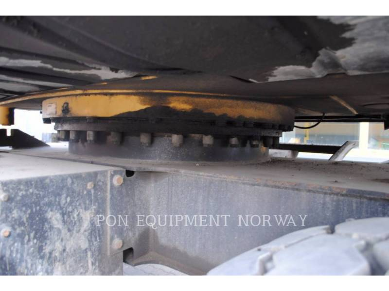 CATERPILLAR WHEEL EXCAVATORS M315D equipment  photo 10