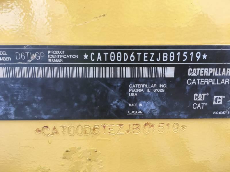 CATERPILLAR TRACK TYPE TRACTORS D6TLGP equipment  photo 24
