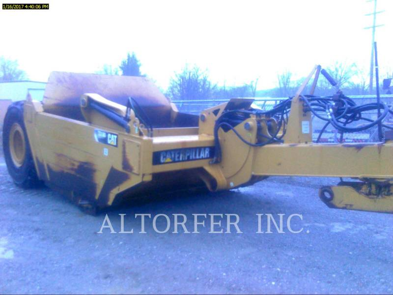CATERPILLAR SCRAPER - PULL BEHIND TS180 equipment  photo 1