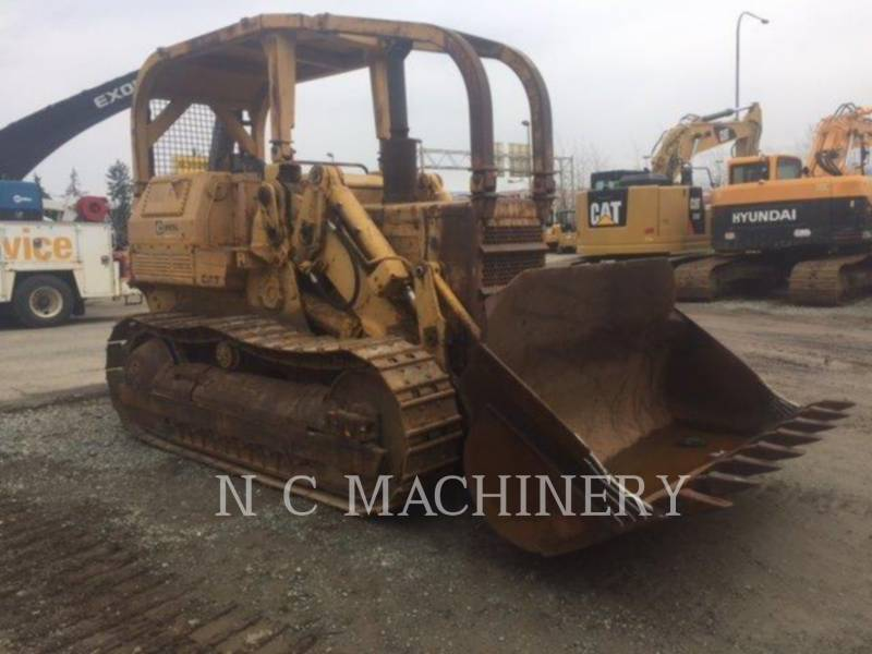 CATERPILLAR WHEEL LOADERS/INTEGRATED TOOLCARRIERS 955 equipment  photo 3