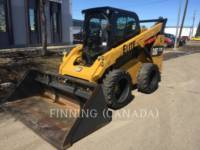 CATERPILLAR PALE COMPATTE SKID STEER 272D equipment  photo 1