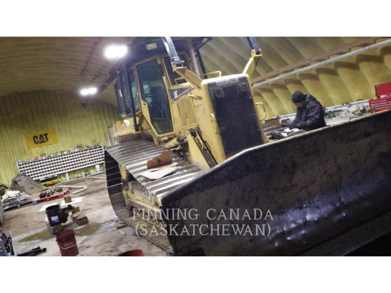 CATERPILLAR TRACTEURS SUR CHAINES D 6 N LGP equipment  photo 3