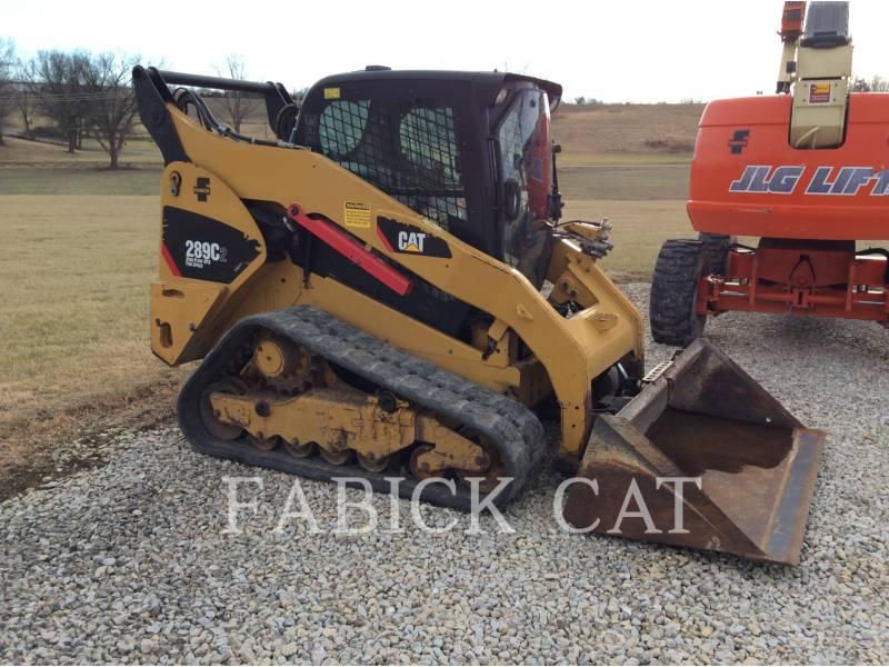 CATERPILLAR CARGADORES MULTITERRENO 289C2 equipment  photo 1