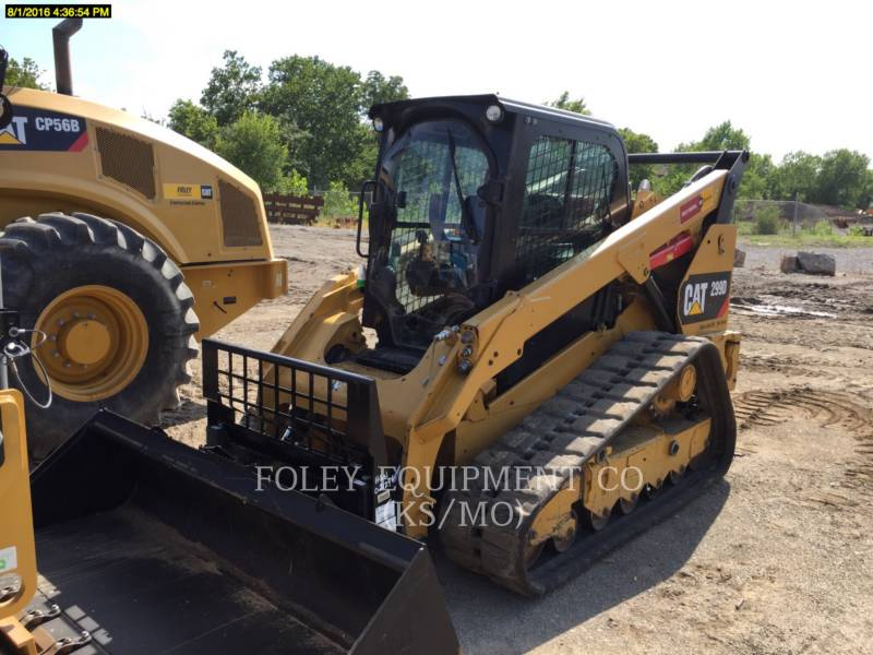 CATERPILLAR SKID STEER LOADERS 299DXPS2CA equipment  photo 1